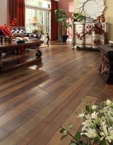 Unfurled Bamboo Flooring