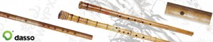 Characteristics of bamboo make it good for musical instruments