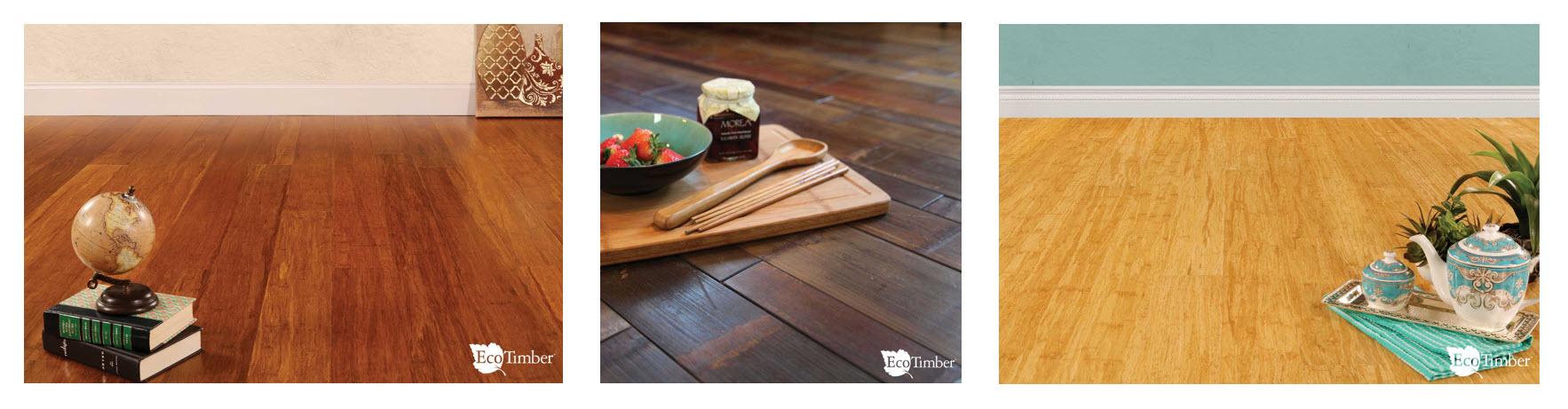 EcoTimber Bamboo Flooring