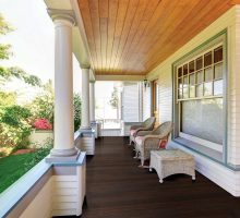 dasso.XTR Fused Bamboo Porch Flooring