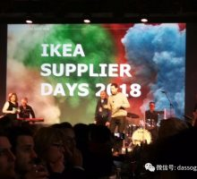 Hangzhou Zhuangyi awarded by Ikea