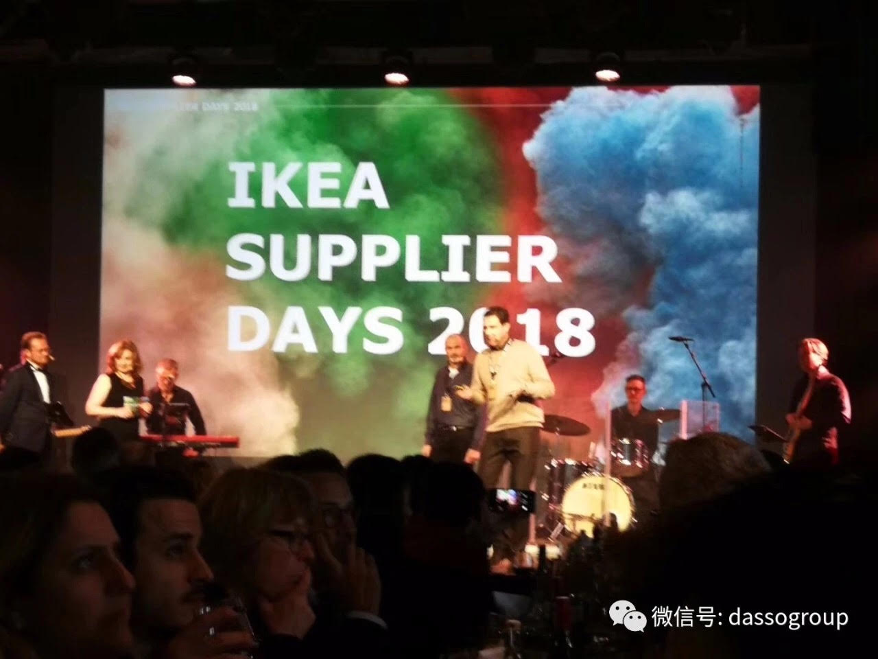 Hangzhou Zhuangyi awarded by Ikea